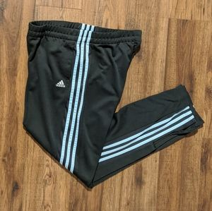Adidas Joggers Pants Light Blue Size XL
